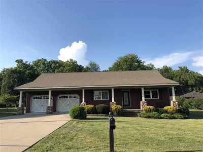 Caldwell County Single Family Home For Sale: 105 W Hillcrest Dr