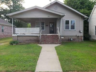 McCracken County Single Family Home Contract Recd - See Rmrks: 1611 Harrison St