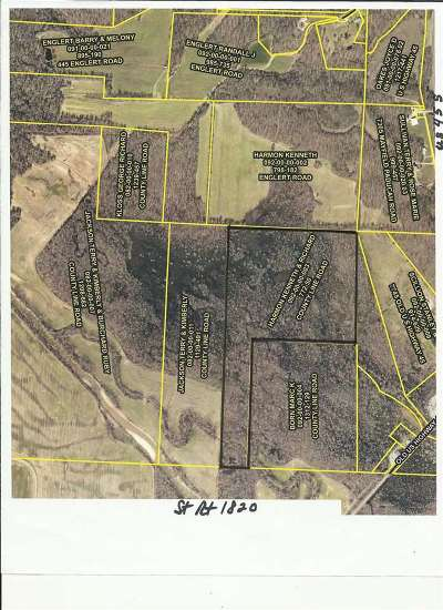 McCracken County Farm For Sale: State Route 1820