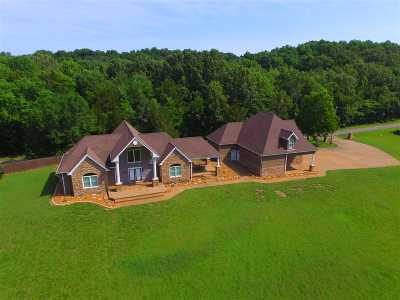 Livingston County, Lyon County, Trigg County Single Family Home For Sale: 2657 Parkview Shores Road