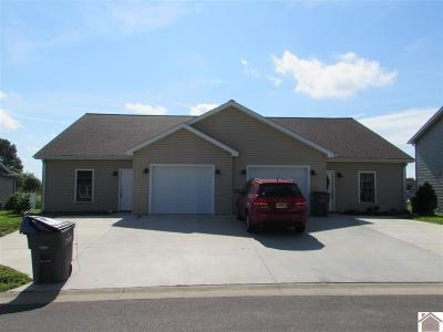 McCracken County Multi Family Home For Sale: 2350-2352 Ascot Downs