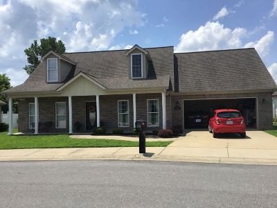 Paducah Single Family Home For Sale: 2622 Legends
