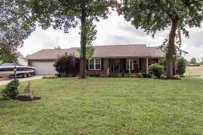 Paducah Single Family Home For Sale: 530 Palisades Circle