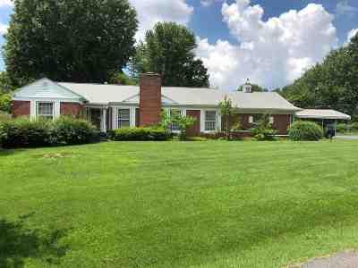 McCracken County Single Family Home Contract Recd - See Rmrks: 401 Cardinal Lane