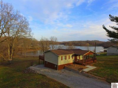 Cadiz KY Single Family Home For Sale: $229,900