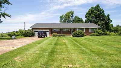 McCracken County Farm For Sale: 10945 Blandville Road