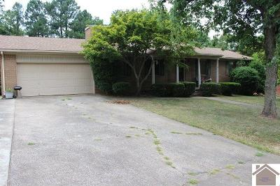 Mayfield Single Family Home For Sale: 1323 Fairway Circle