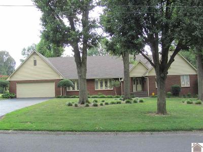 Graves County Single Family Home For Sale: 203 Golf Club Lane