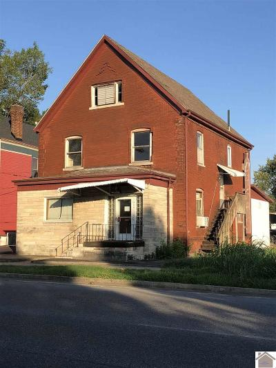 McCracken County Commercial Contract Recd - See Rmrks: 806 Jefferson Street