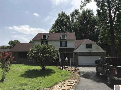 McCracken County Single Family Home Contract Recd - See Rmrks: 224 Westside Dr