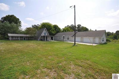 Marshall County Commercial For Sale: 16270 E Us Hwy 68