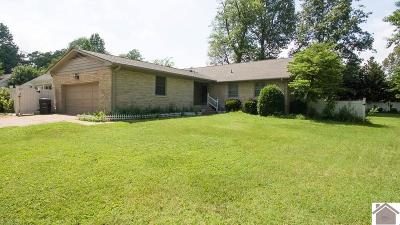 McCracken County Single Family Home For Sale: 4121 Hillcrest