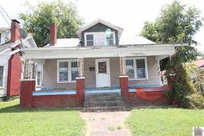 McCracken County Single Family Home For Sale: 2030 Clay Street