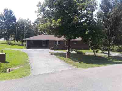 Benton Single Family Home Contract Recd - See Rmrks: 735 Warnick