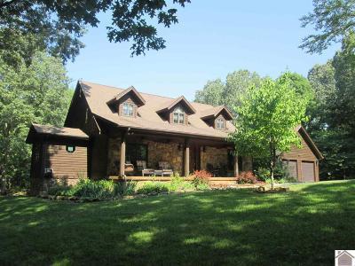 Cadiz KY Single Family Home For Sale: $419,000