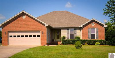 Hopkinsville Single Family Home Contract Recd - See Rmrks: 130 Shadowood Trail