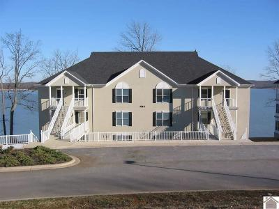 Cadiz, Trigg County, Eddyville, Kuttawa, Grand Rivers Condo/Townhouse For Sale: 638 Moon Bay Dr, Unit 3