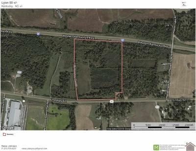 Princeton Farm For Sale: 4700 Us Hwy 62 E