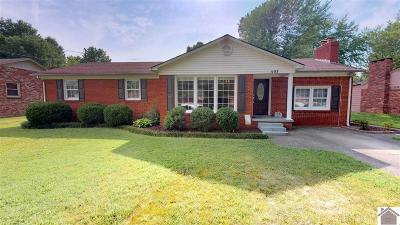 Mayfield Single Family Home Contract Recd - See Rmrks: 1103 Foster St