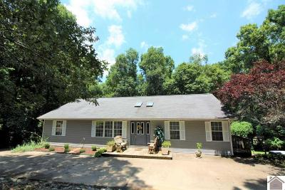 Lyon County, Trigg County Single Family Home For Sale: 98 Southridge Rd