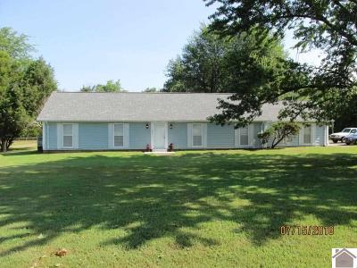 Mayfield Single Family Home For Sale: 830 Trailridge Rd