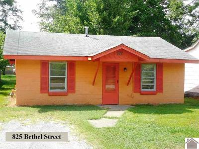 Paducah Single Family Home For Sale: 825 Bethel Street