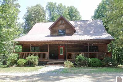 Graves County Single Family Home Contract Recd - See Rmrks: 12434 Hopewell Rd