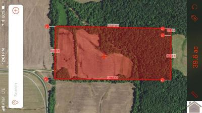 Calloway County Residential Lots & Land For Sale: 2700 Hammond