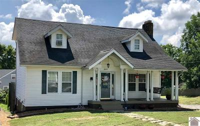 Caldwell County Single Family Home For Sale: 500 Madisonville Street