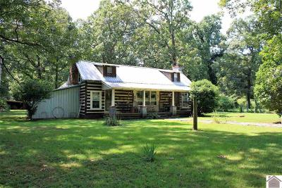 Benton Single Family Home For Sale: 1217 Oak Grove Rd