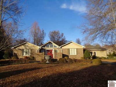 Paducah Single Family Home For Sale: 3654 Marlborough Way