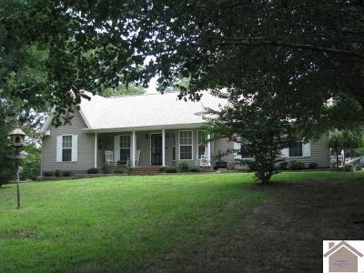 Gilbertsville KY Single Family Home Contract Recd - See Rmrks: $249,900