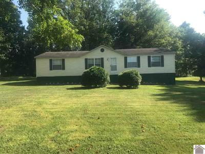 Caldwell County Manufactured Home For Sale: 108 E Dycus Ave