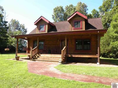 Caldwell County Single Family Home For Sale: 1193 Silver Star School Road