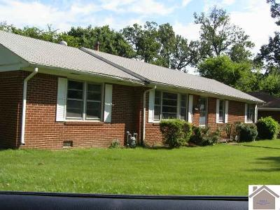 McCracken County Single Family Home Contract Recd - See Rmrks: 3127 Madison St.