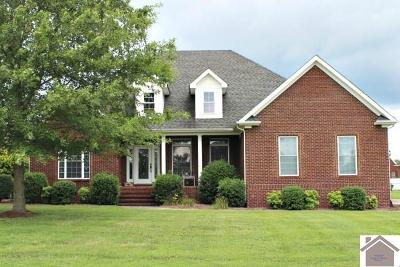 Calloway County, Marshall County Single Family Home For Sale: 107 Paul Bradley Drive