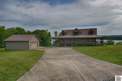Bumpus Mills, Tn TN Single Family Home Contract Recd - See Rmrks: $399,000