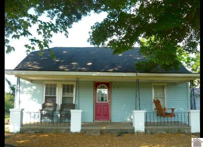Kuttawa Single Family Home Contract Recd - See Rmrks: 4108 St Rt 295n