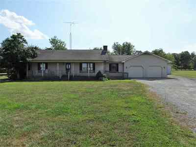 Hickory Single Family Home Contract Recd - See Rmrks: 7399 State Route 1241