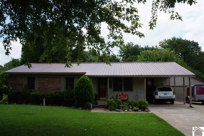 Murray Single Family Home Contract Recd - See Rmrks: 162 West Drive