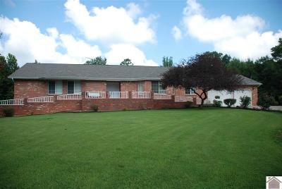 Calloway County Single Family Home For Sale: 1144 Highland