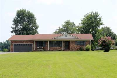 Murray Single Family Home Contract Recd - See Rmrks: 7725 State Route 121 North