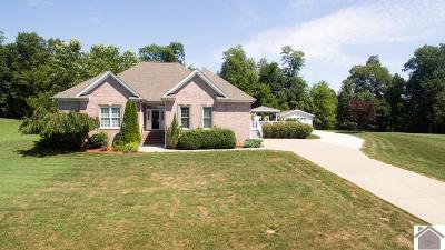 Paducah Single Family Home Contract Recd - See Rmrks: 195 Cottonwood Lane