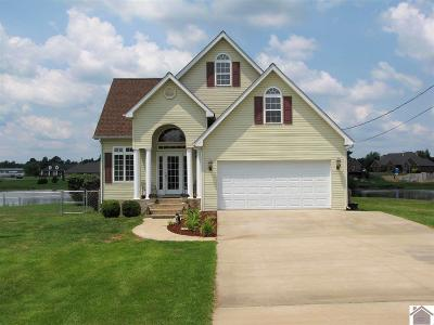 Benton KY Single Family Home For Sale: $239,900