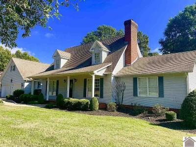 Murray Single Family Home For Sale: 1551 Canterbury Drive