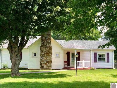 Princeton Single Family Home Contract Recd - See Rmrks: 1125 Hopkinsville Street