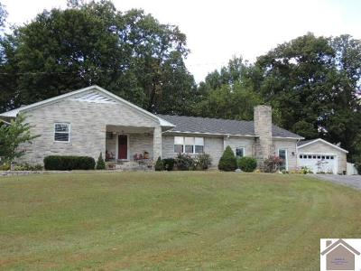 Mayfield Single Family Home Contract Recd - See Rmrks: 815 Berry Drive