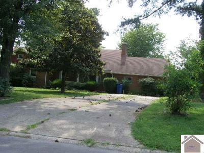 Murray Single Family Home For Sale: 1124 Circarama
