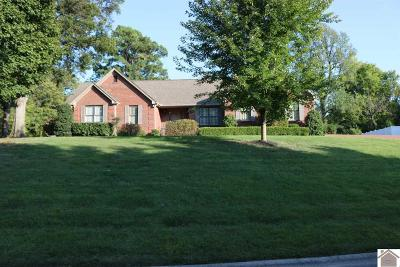 McCracken County Single Family Home For Sale: 4300 Summerhill