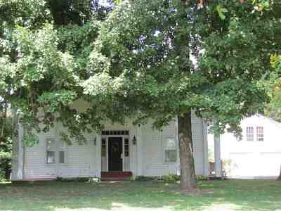 Graves County Single Family Home For Sale: 1983 St Rt 121 North